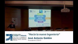 Ponencia de José Antonio Galdón | Jornada Debate: La Ingeniería Industrial Post-Bolonia