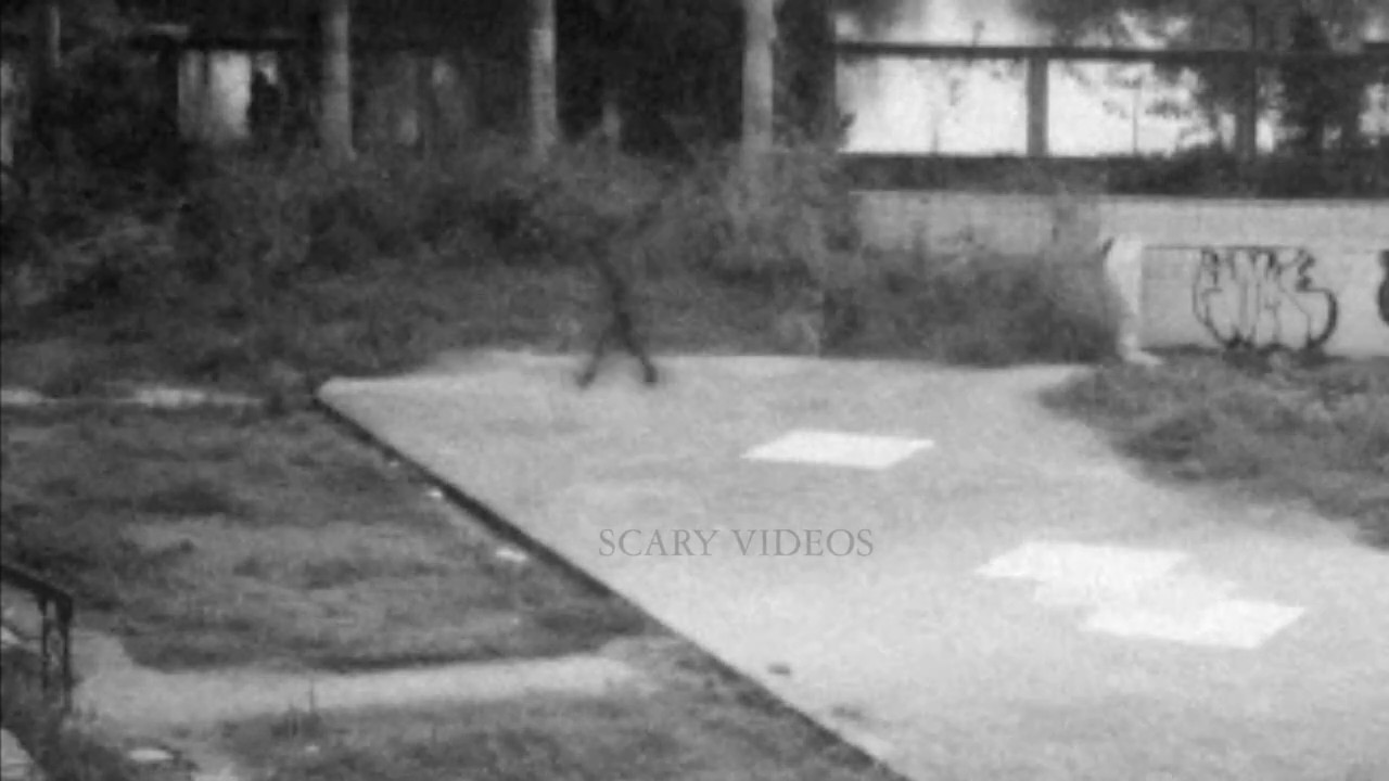 Weird Ghost Spotted in an Abandoned Stadium!! Unexplained Ghost Territory!! Scary Videos