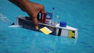 How To Make a Submarine
