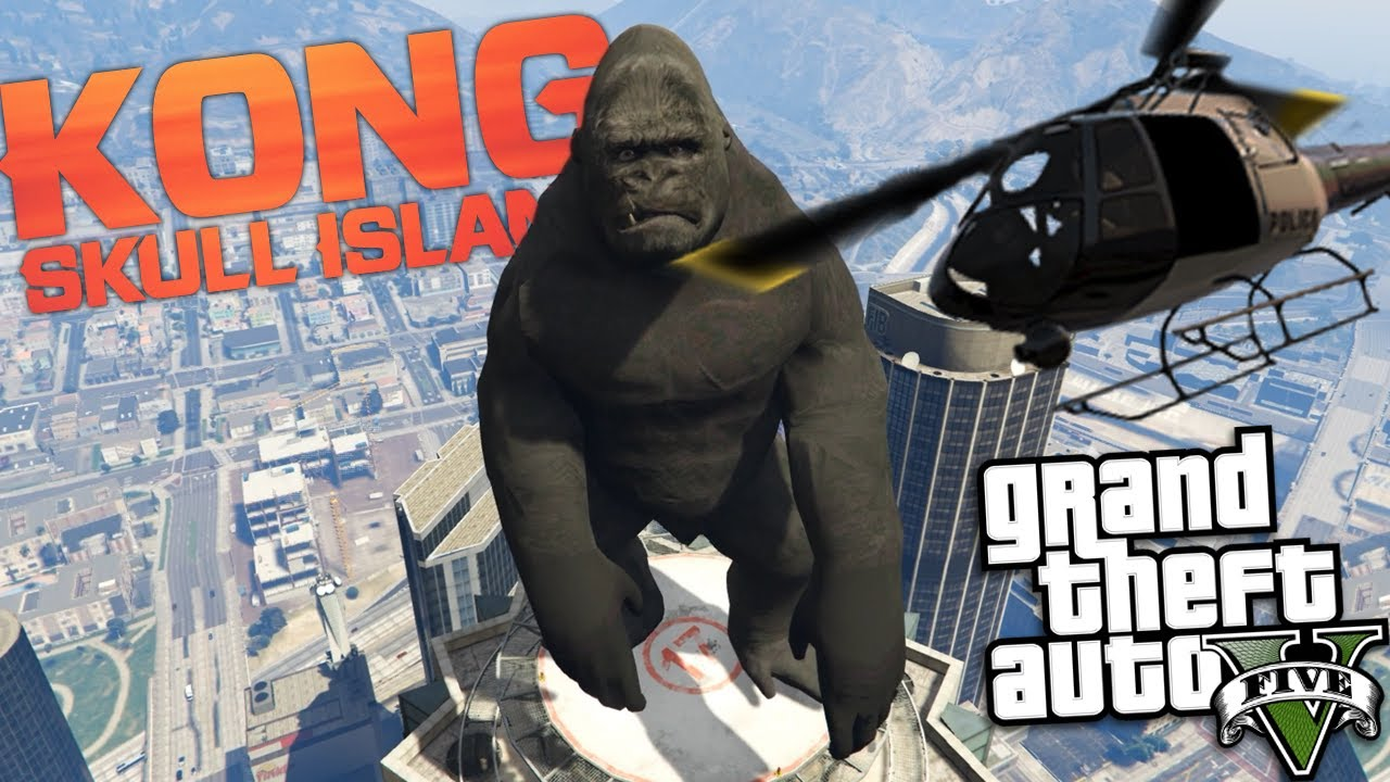 Typical Gamer King Kong Mod | Gameswalls org
