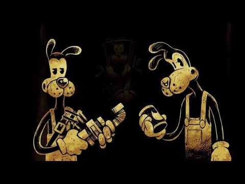 Bendy And The Ink Machine Chapter 5  - End Credits Scene