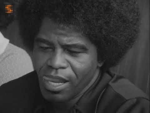 1972 James Brown rare interview