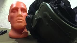 почему надо регулировать подвесную систему шлема