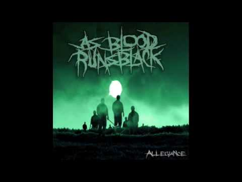 AS BLOOD RUNS BLACK - Beneath The Surface (With Lyrics)
