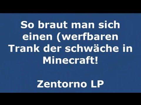 Schön Tränke In Minecraft Zeitgenössisch - Die Küchenideen ...