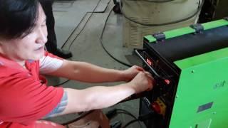 【TAIWAN POWER】清水牌 co2焊接設備教學 就是這麼簡單好操作  清水牌製造廠0426261911