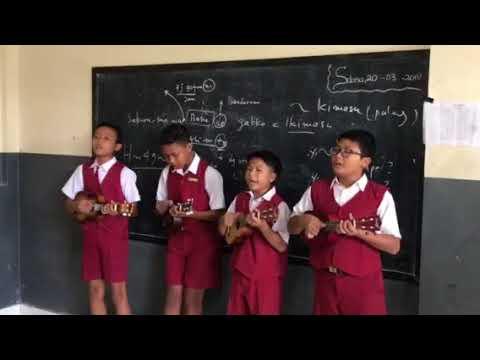 Rindu ibu versi ukulele kls 6c sartab