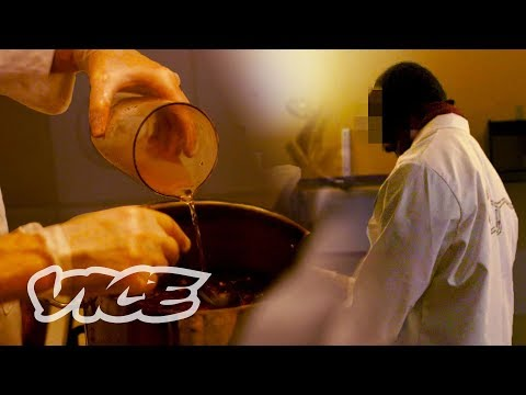 Inside a Home DMT Lab Run by A Chemistry Teacher