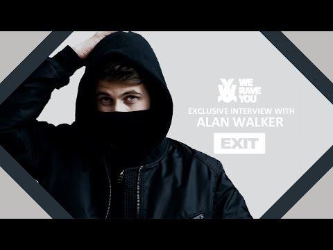 Exclusive Interview: Alan Walker at Exit Festival