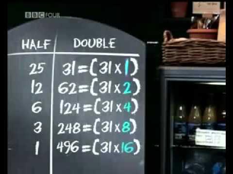 ANCIENT MATH of ETHIOPIA - Amazing Methods of Calculation.flv