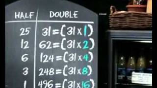 ANCIENT MATH of ETHIOPIA - Amazing Methods of Calculation.flv