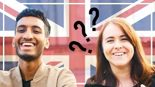 British Girl Tries to Speak Tamil  | தமிழ்