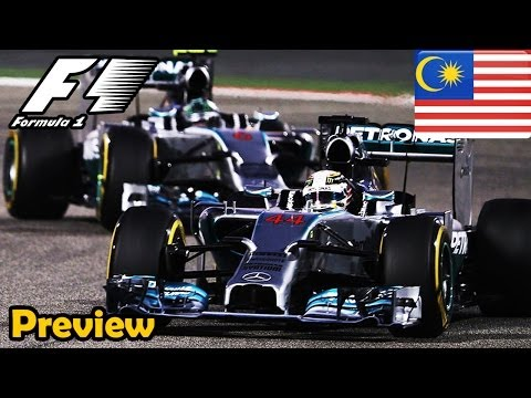 F1 2014: Bahrain Grand Prix Lets Talk (Preview)