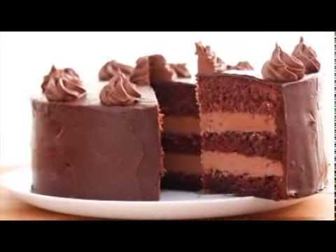 Gateaux au chocolat youtube