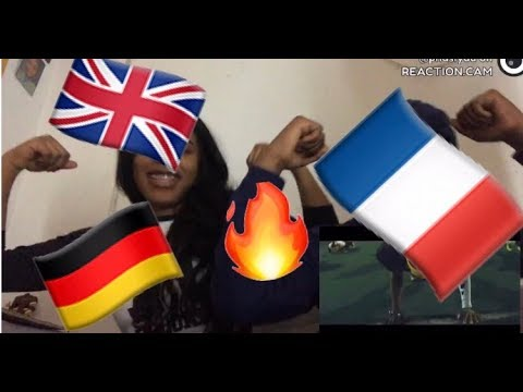 UK X GERMANY REACTS TO MHD - AfroTrap Part. 10  (Moula Gang )