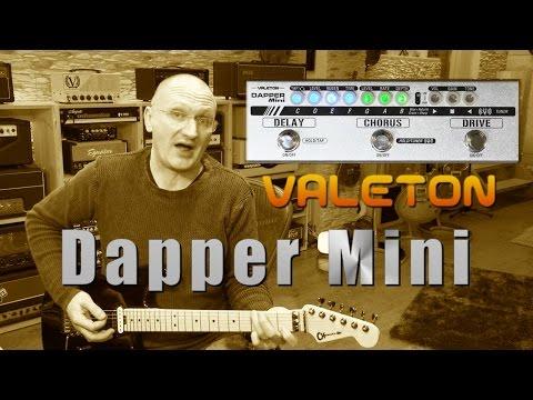 Valeton Dapper Mini - Review