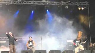 Mnemic - Climbing Towards Stars (Live@Global East Rock Festival - Kyiv Open Air 02.09.2010)