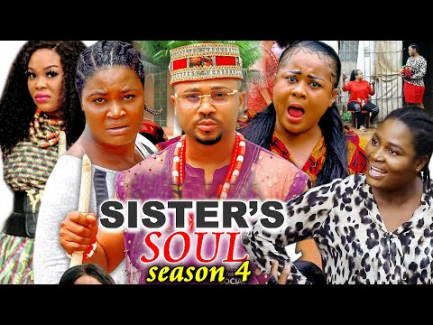 SISTER'S SOUL SEASON 4-(Trending New Movie)Chizzy Alichi & Uju Okoli 2021 Latest Movie Full HD