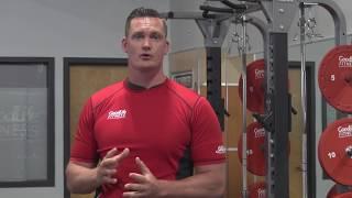GoodLife Fitness GLPTI: Deadlift