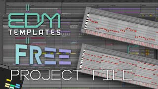 Piano Tutorial - Ableton Live Free Download Template Project - Avicii KSHMR Tiesto Alesso 13 10