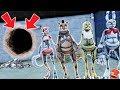 HARDEST DRAWKlLL ANIMATRONICS JAILBREAK! (GTA 5 Mods FNAF RedHatter)