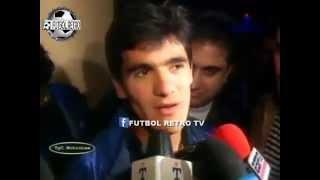 Argentina clasifica a Francia 98 Chile 1 vs Argentina 2 Eliminatorias 1997