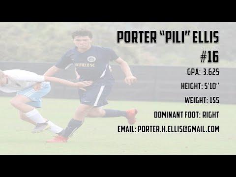 """Porter """"Pili"""" vs Damien Memorial School Varsity November 30, 2019"""