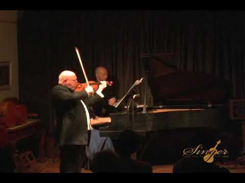 Shostakovich Sonata op. 134 Piotr Janowski - violin, Joanna Maklakiewicz -piano