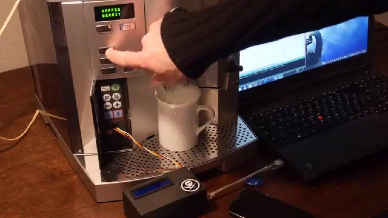 Arduino-based Coffeemaker Payment System controls my Jura Impressa ...