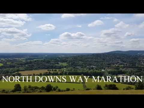 North Downs Way Marathon 2016