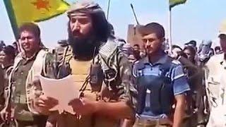 В Сирии создали батальон Вулкан Ефрат для борьбы с ИГИЛ  Последние Новости  28 06 2015