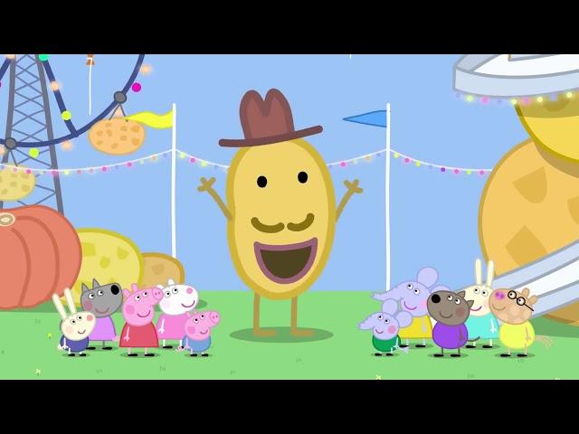 Peppa Pig 粉红猪小妹 第五季01【土豆城市】中文版