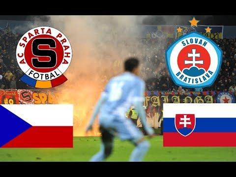 FIFA - Československý duel - AC Sparta Praha vs. ŠK Slovan Bratislava