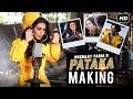 Pataka ( পটাকা ) | behind The Scenes | Nusraat Faria | Baba Yadav | Original Song | SVF Music