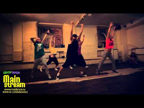 Евгений Горенятенко   HipHop Choreography   27 07 2012   MAINSTREAM