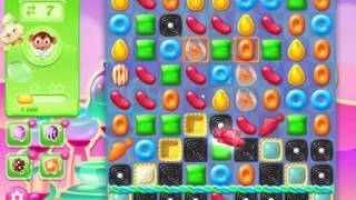 Candy Crush Jelly Saga Level 294 Collect Monklings