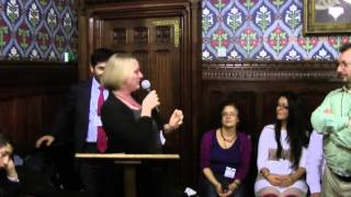 RECEPTION IN THE PARLIAMENT IBRAHIM DOGUS
