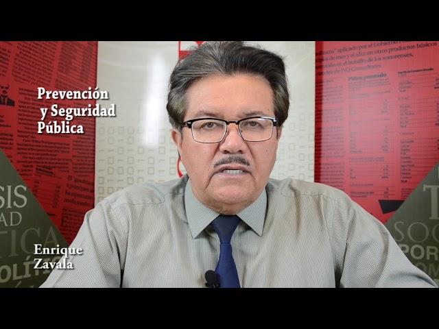Enrique Zavala (Trump y consecuencias de juicio politico)