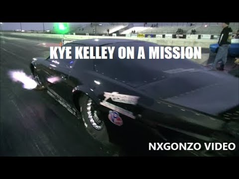 Street Outlaws Kye Kelley on a MISSION!