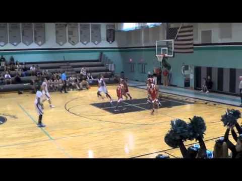 Archbishop McCarthy HS vs Doral Academy  12-7-12