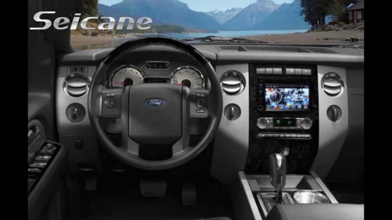 Hd Touch Screen 2006 2010 Ford Edge Andriod Aftermarket