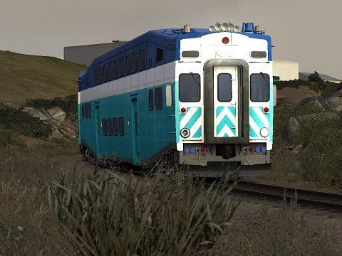 Train Simulator 2017: Coaster Train #655 Sorrento Valley - Oceanside