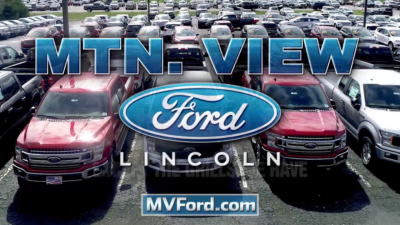 Mtn View Ford >> Mtn View Ford Lincoln Chattanooga Tn 423 756 1331 Youtube