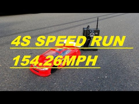UNCUT VIDEO! TC6 4S 248.25kph 154.26mph SPEED RUN