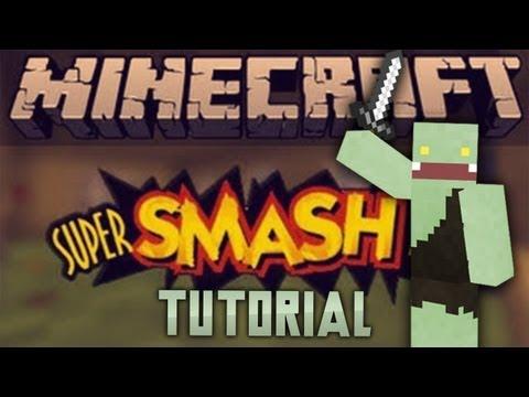 Minecraft: SMASH [NEU]! - Tutorial: Wie spiele ich SMASH?!   ungespielt