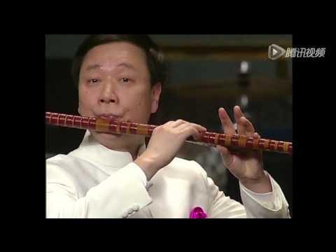Zhan Yong Ming - Spring Dawn at West Lake (Chinese Bamboo Flute)