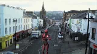 Derry City Robot of Culture July 2013