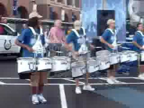 Indiapolis Colts Drumline 2008 Colts Vs. Beasr