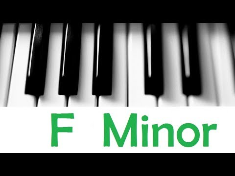 F Minor Scale & Chords [All Scales & Chords Tutorial #24]