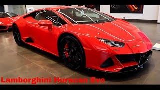 The new Lamborghini Huracan Evo looks absolutely amazing. However, ...